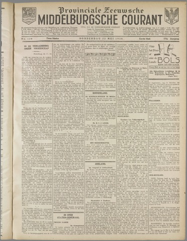 Middelburgsche Courant 1930-05-22