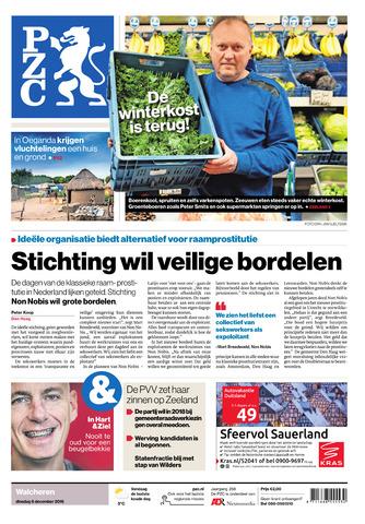 Provinciale Zeeuwse Courant 2016-12-06