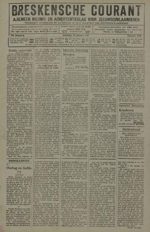 Breskensche Courant 1927-01-22
