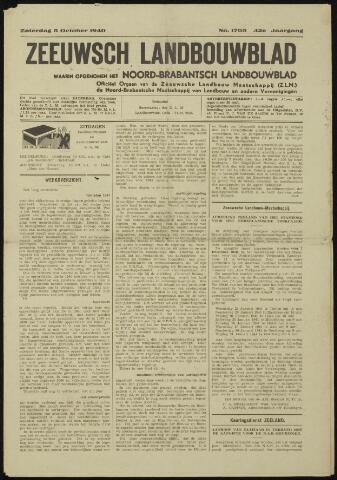Zeeuwsch landbouwblad ... ZLM land- en tuinbouwblad 1940-10-05