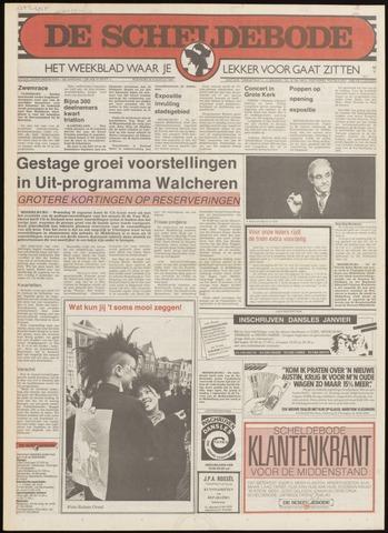 Scheldebode 1985-08-22