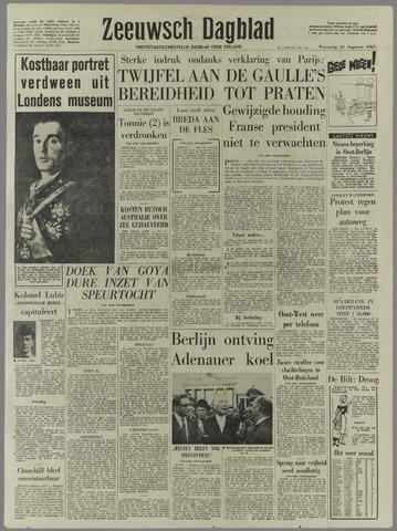 Zeeuwsch Dagblad 1961-08-23