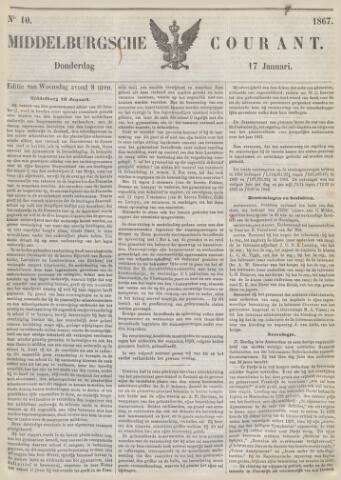 Middelburgsche Courant 1867-01-17