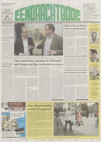 Eendrachtbode (1945-heden)/Mededeelingenblad voor het eiland Tholen (1944/45) 2010-09-30