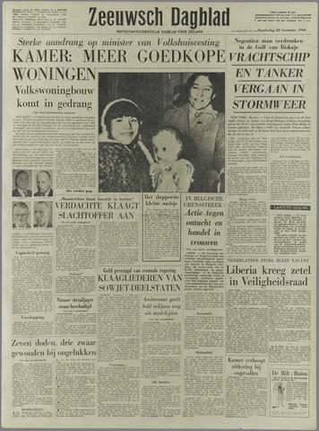 Zeeuwsch Dagblad 1960-12-22