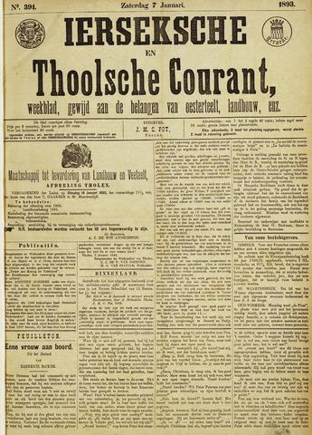 Ierseksche en Thoolsche Courant 1893
