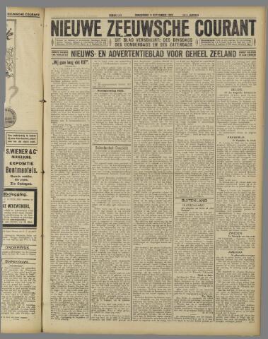 Nieuwe Zeeuwsche Courant 1925-09-03