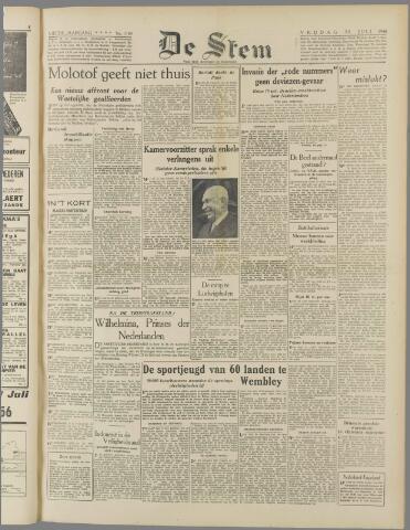 de Stem 1948-07-30
