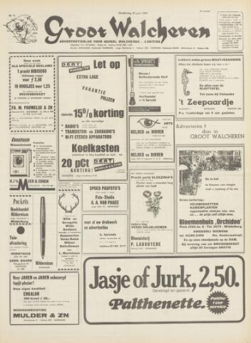 Groot Walcheren 1970-06-25
