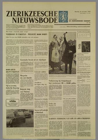 Zierikzeesche Nieuwsbode 1970-11-16
