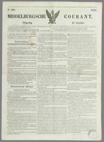 Middelburgsche Courant 1859-10-25