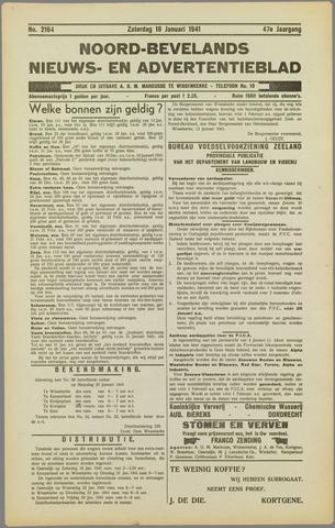 Noord-Bevelands Nieuws- en advertentieblad 1941-01-18