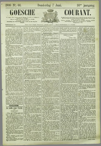 Goessche Courant 1906-06-07