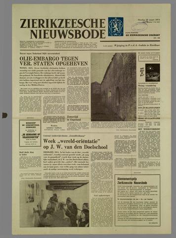 Zierikzeesche Nieuwsbode 1974-03-19