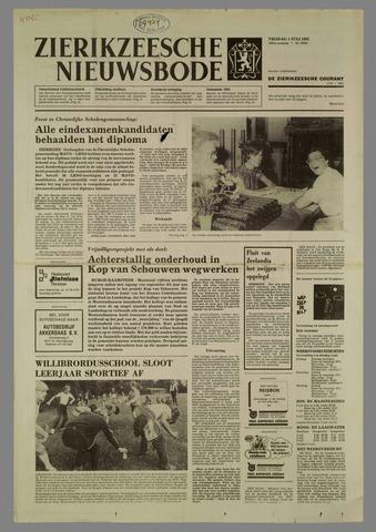 Zierikzeesche Nieuwsbode 1983-07-01