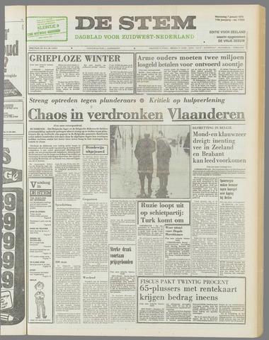 de Stem 1976-01-07