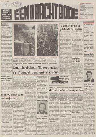 Eendrachtbode (1945-heden)/Mededeelingenblad voor het eiland Tholen (1944/45) 1989-02-16