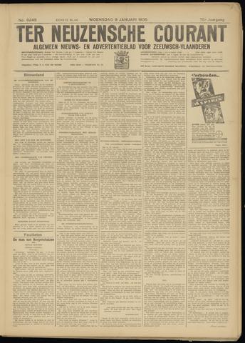 Ter Neuzensche Courant. Algemeen Nieuws- en Advertentieblad voor Zeeuwsch-Vlaanderen / Neuzensche Courant ... (idem) / (Algemeen) nieuws en advertentieblad voor Zeeuwsch-Vlaanderen 1935-01-09
