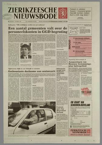 Zierikzeesche Nieuwsbode 1994-10-01