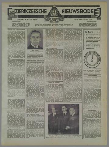 Zierikzeesche Nieuwsbode 1940-03-05