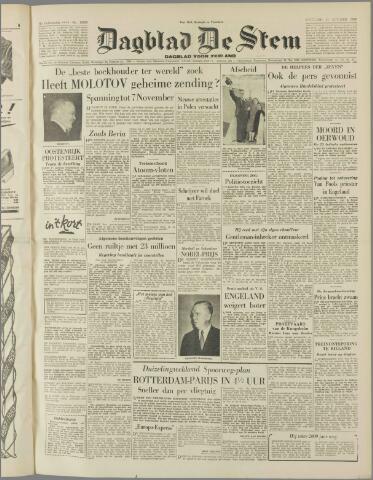 de Stem 1953-10-31