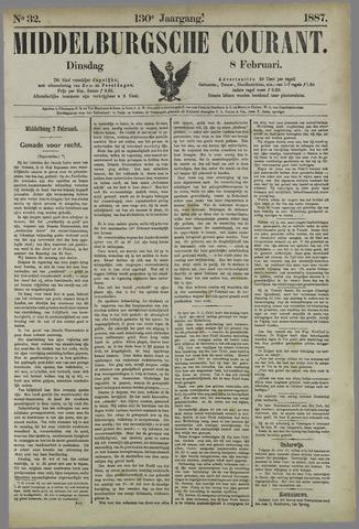 Middelburgsche Courant 1887-02-08