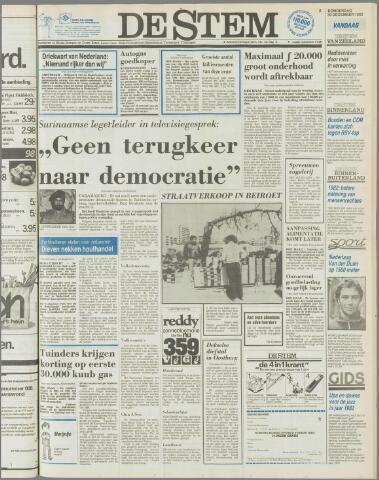 de Stem 1982-12-30