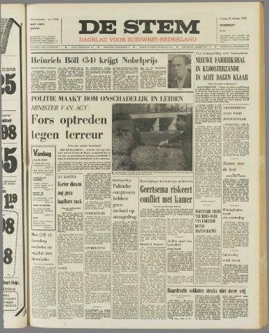 de Stem 1972-10-20