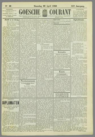 Goessche Courant 1930-04-28