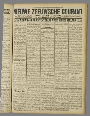 Nieuwe Zeeuwsche Courant 1926-11-02
