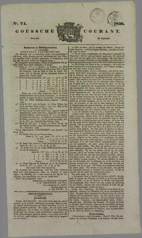 Goessche Courant 1836-09-12