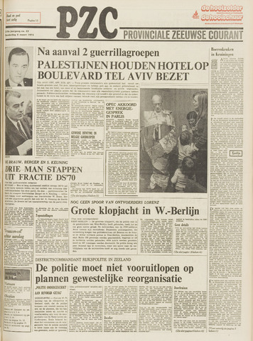 Provinciale Zeeuwse Courant 1975-03-06