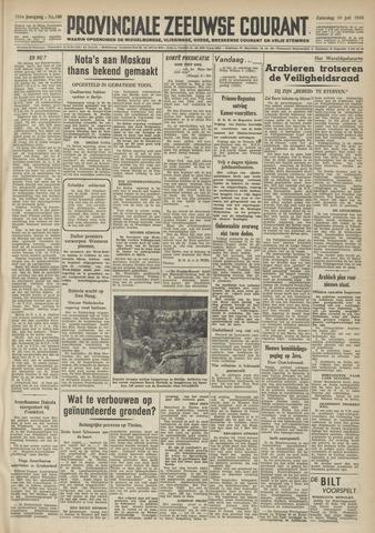 Provinciale Zeeuwse Courant 1948-07-10
