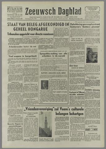 Zeeuwsch Dagblad 1956-12-10