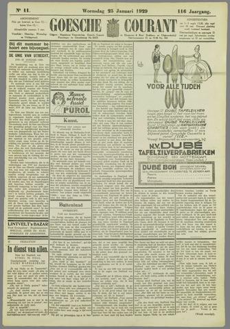 Goessche Courant 1929-01-23