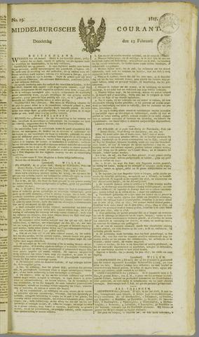 Middelburgsche Courant 1817-02-13
