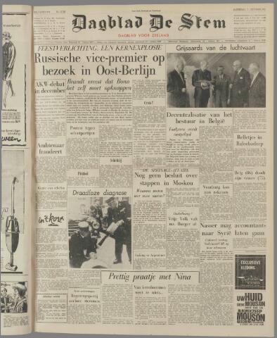 de Stem 1961-10-07