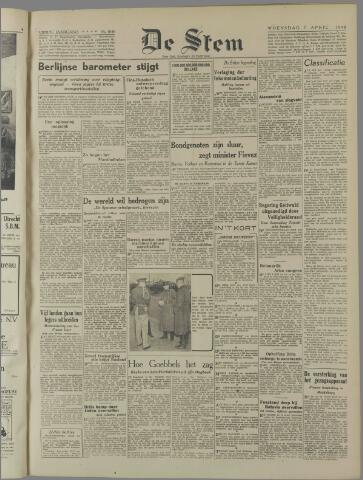de Stem 1948-04-07