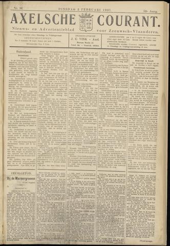 Axelsche Courant 1937-02-02