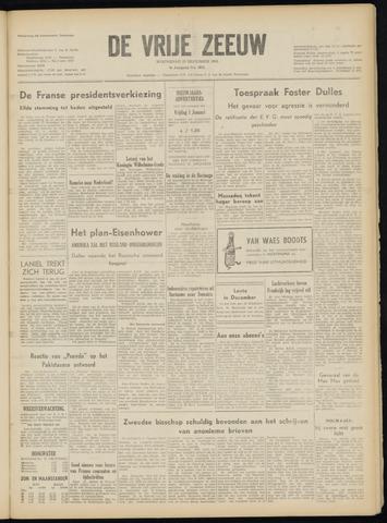 de Vrije Zeeuw 1953-12-23