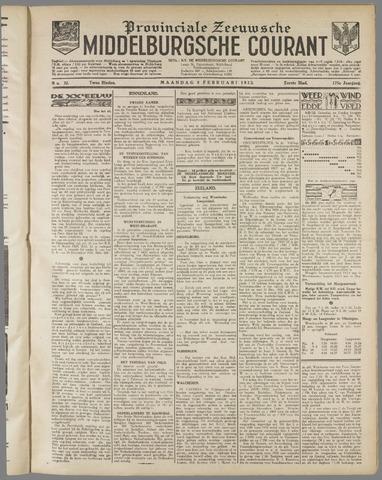 Middelburgsche Courant 1932-02-08