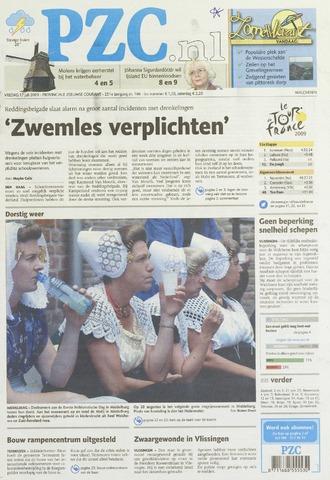 Provinciale Zeeuwse Courant 2009-07-17