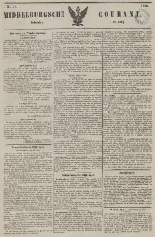 Middelburgsche Courant 1850-06-29