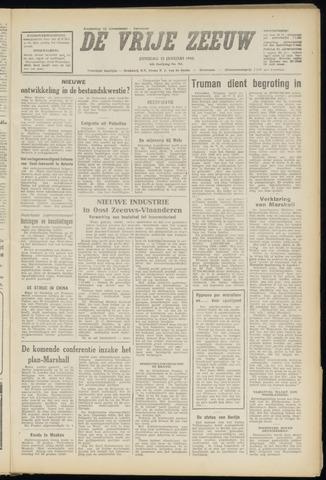 de Vrije Zeeuw 1948-01-13