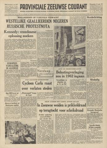 Provinciale Zeeuwse Courant 1961-09-13