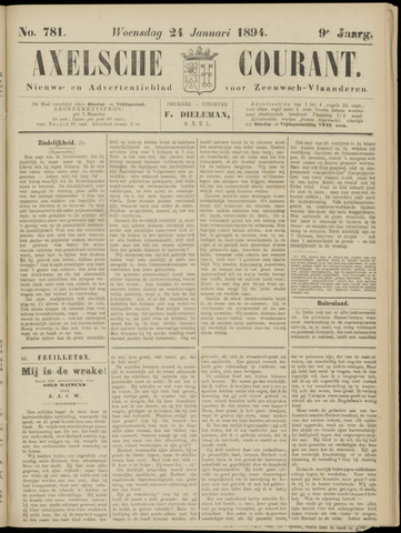Axelsche Courant 1894-01-24