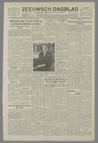 Zeeuwsch Dagblad 1949-12-27