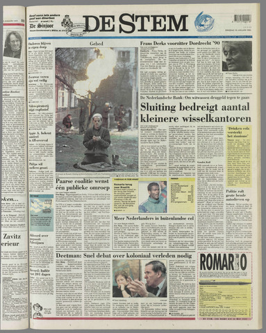 de Stem 1995-01-10