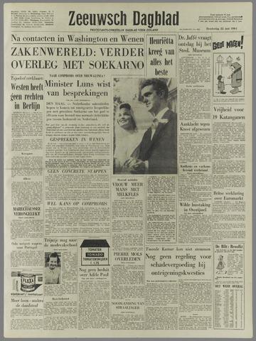 Zeeuwsch Dagblad 1961-06-22