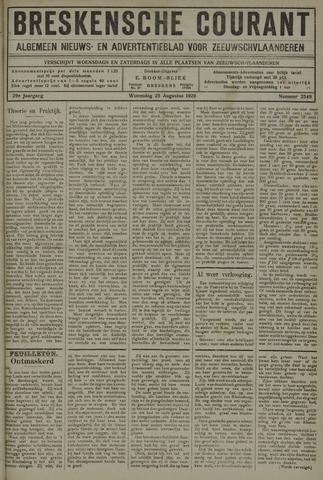 Breskensche Courant 1920-08-25